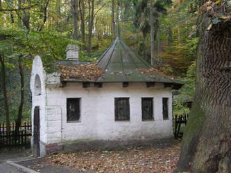 Autumn08 04 Petite maison by Gwathiell