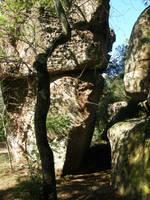 Spain Sa27 Among the rocks by Gwathiell