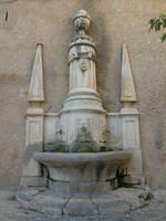 Spain Sa32 Wall fountain by Gwathiell