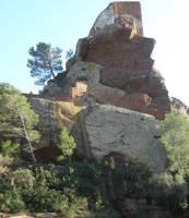 Spain Sa40 Top mountain ruin by Gwathiell
