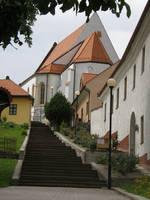 Church in Sv. Jur by Gwathiell