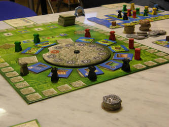 Games 5 Vikings by Gwathiell
