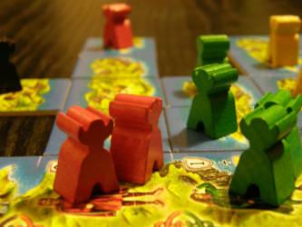Games 5a Vikings figures by Gwathiell