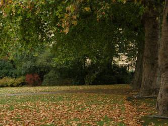 London 20 Autumn by Gwathiell