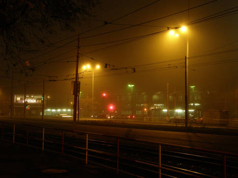 Nighttime - Street