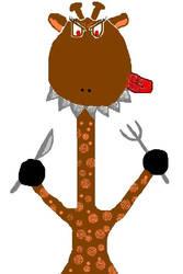 Giraffester by Gwathiell