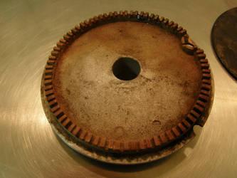 Kitchen rust