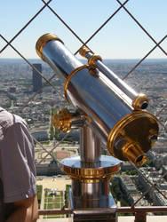 Telescope by Gwathiell