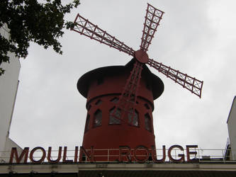 Moulin Rouge - Day by Gwathiell