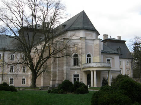 Lefantovce - Mansion tree