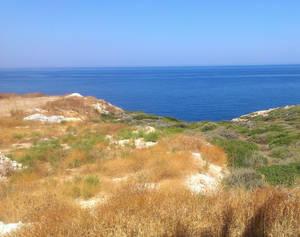 Crete - View on sea