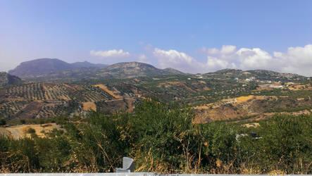 Crete - The land