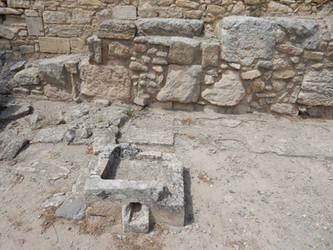 Crete - Knosos - Stones