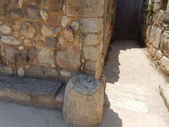 Crete - Knosos - Corner by Gwathiell