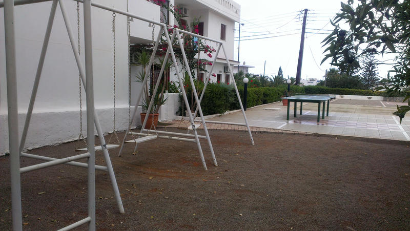 Crete - Playground by Gwathiell