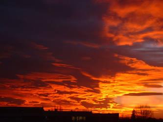 Amazing Sky - 01 by Gwathiell