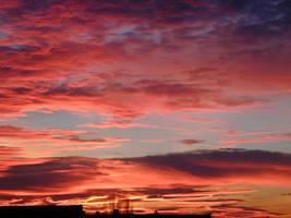 Amazing Sky - 04 by Gwathiell
