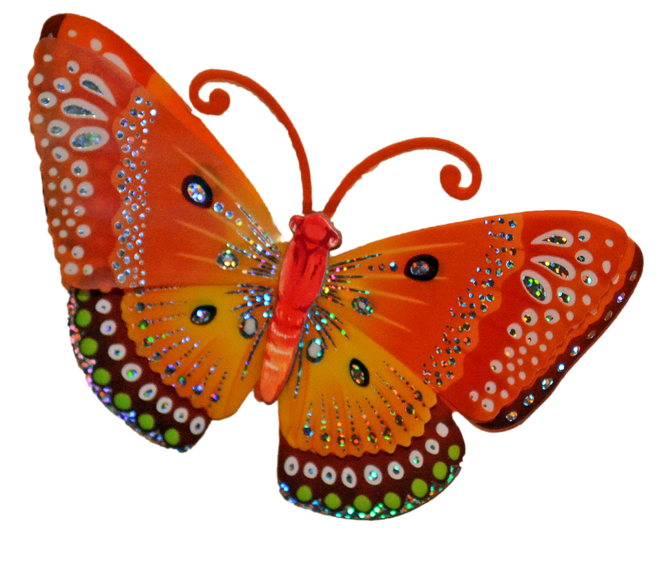 Butterfly 1 png by Elsapret