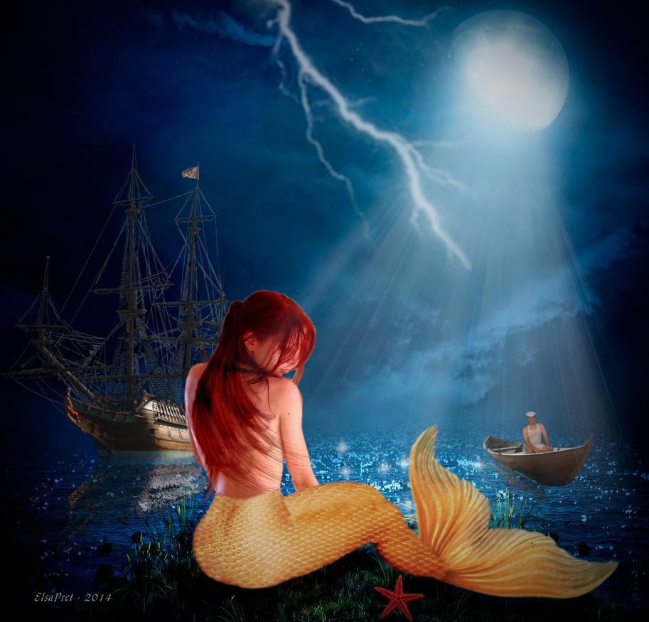 Waiting Siren by Elsapret