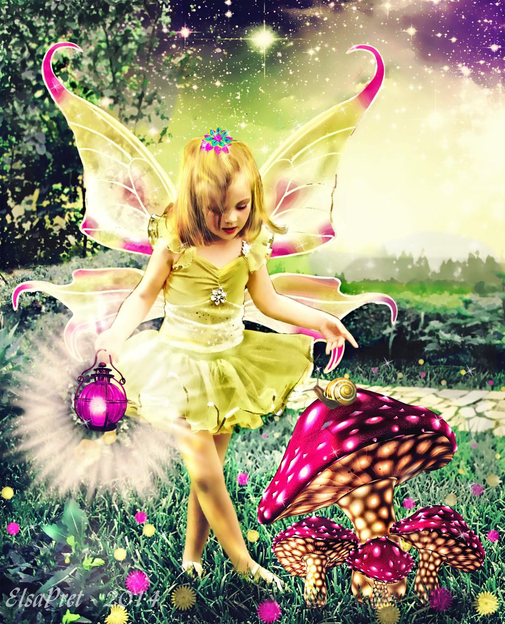 Spring magic@midnight by Elsapret