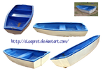 Little boat combo png