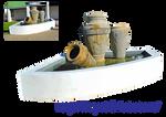 Pot Fountain png