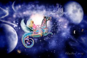 Journey to Dreamland by Elsapret