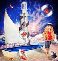 Seaside Daydreams by Elsapret