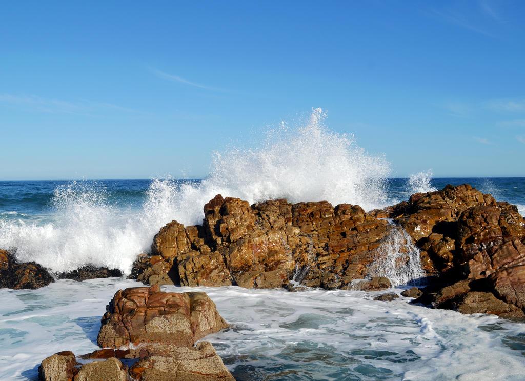 Mermaid rock by Elsapret