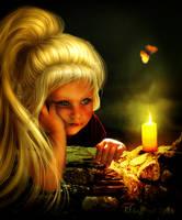 Candle by Elsapret