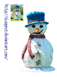 Another snowman 1