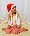 Emily,  Santa's helper 1
