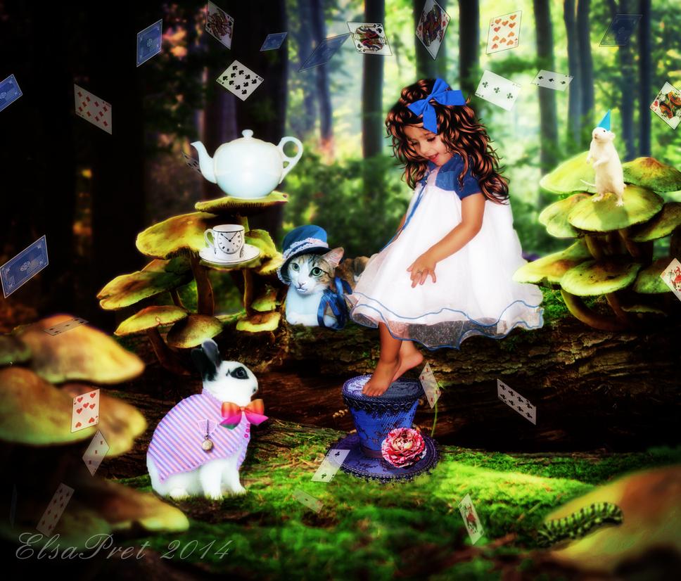 Little Alice by Elsapret
