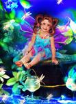 Fairy in the night