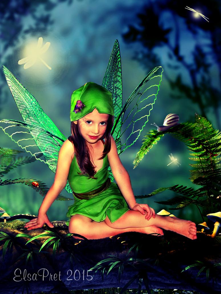 Tinkerbell by Elsapret
