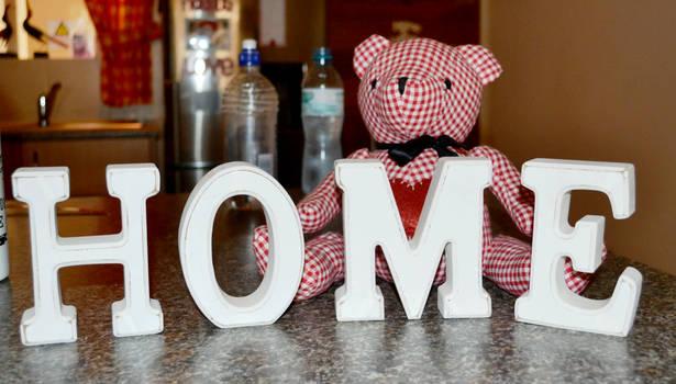 Home bear
