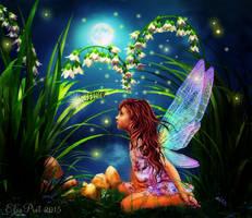 Fireflies by Elsapret