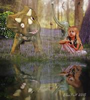 Land Before Time by Elsapret