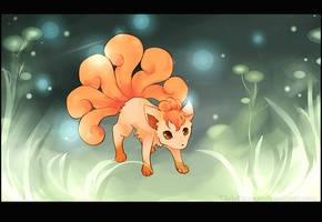 Mystic Pokemon by chibibarrage