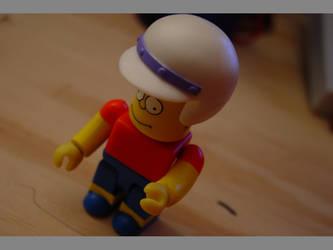 Bart - Upclose by joefusion