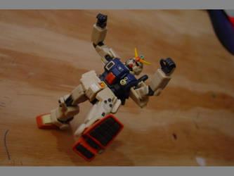 Gundam Boogie Down by joefusion