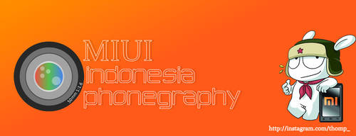 Miui Photography banner by thomp89