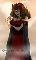 Skarlet Witch by Laviko