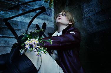 Flowers by SandLionCurse
