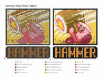 Hammer Kirby Power Pattern