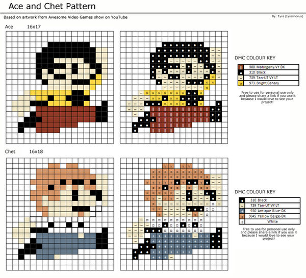 Ace and Chet Pattern