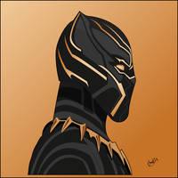 Black Panther-01 by Jherone