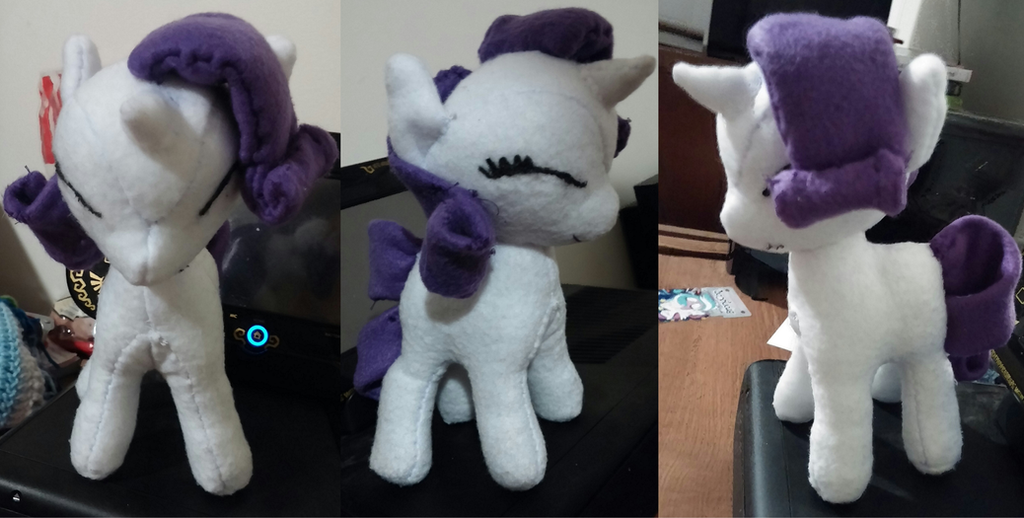 Second Time Making Pony Doll by KimikoNyanChan