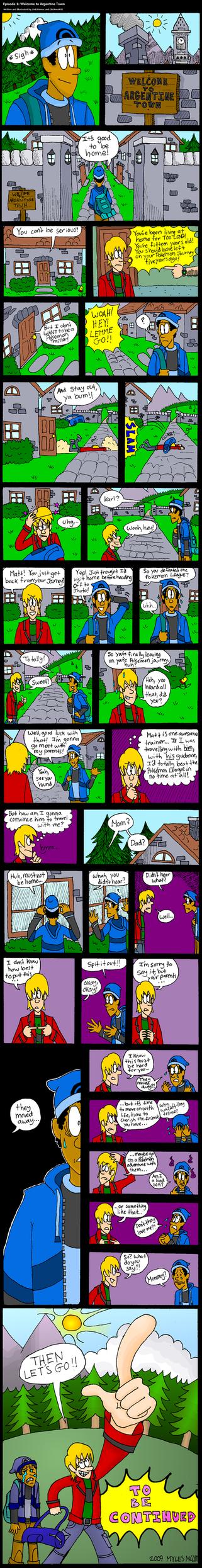 Matt and Karl: Episode 1 by 2ndLtHavoc