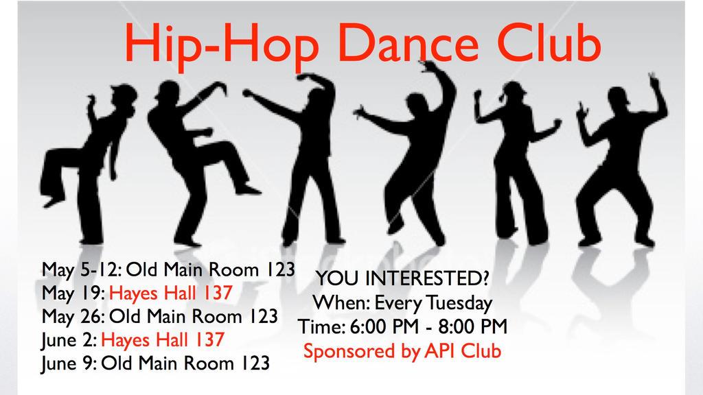 Hip-Hop Dance Club by lpugurl25 on DeviantArt